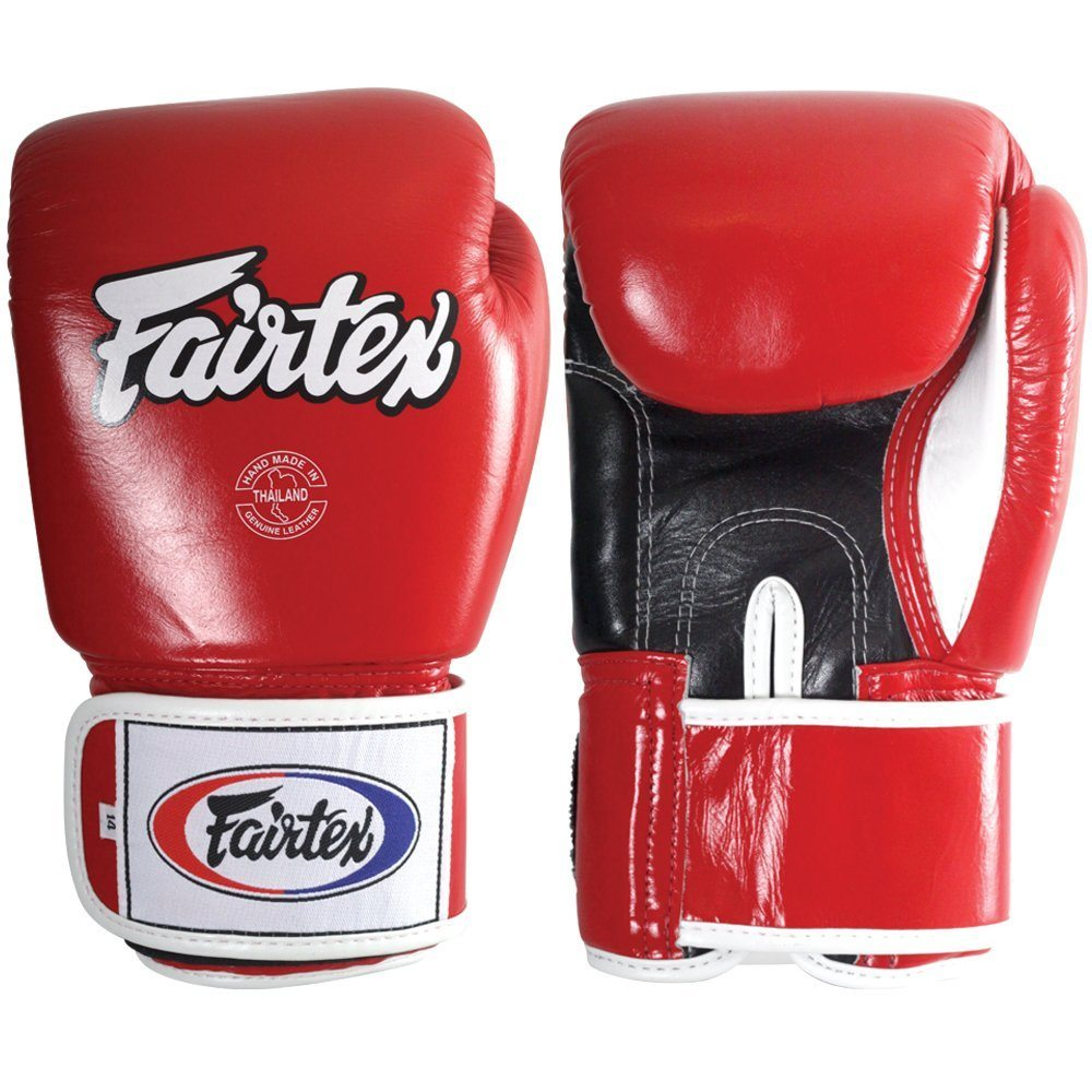 Best Bag Gloves - Fairtex Muay Thai-Style Sparring Glove