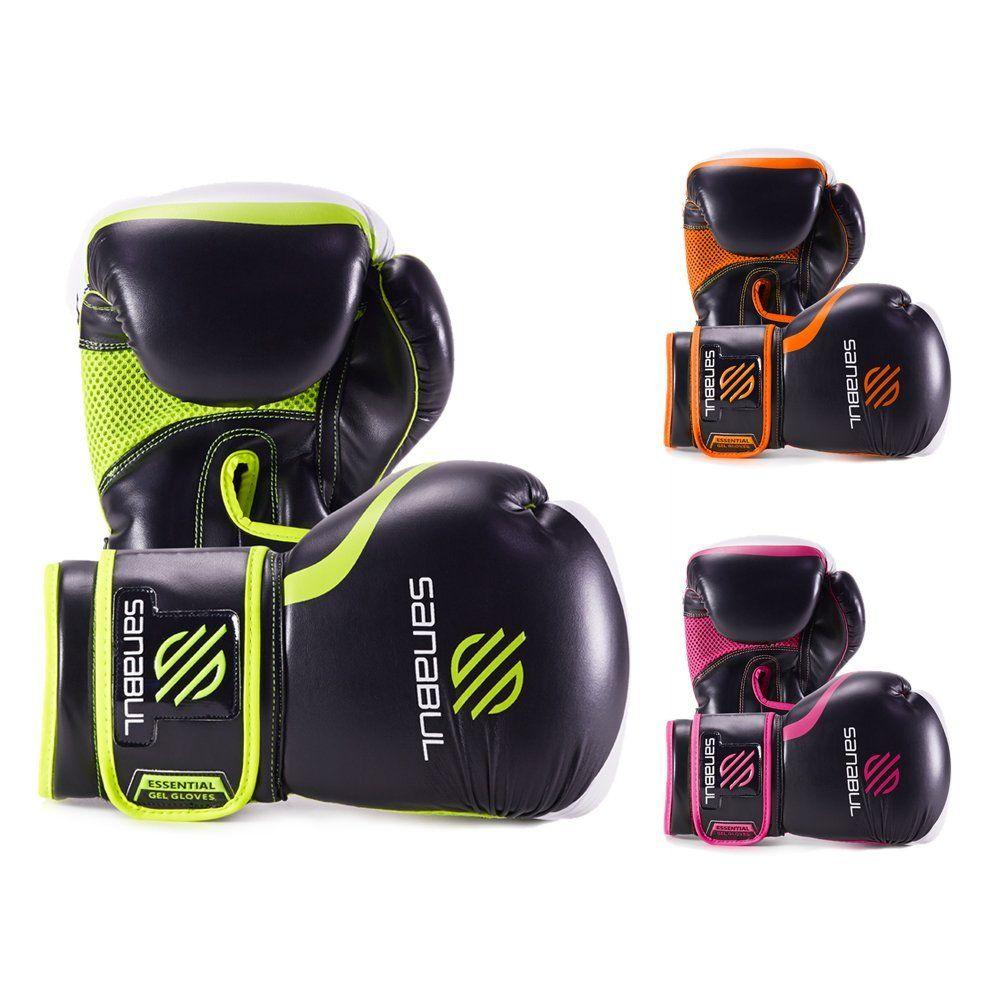 best boxing gloves - Sanabul_Essential_GEL