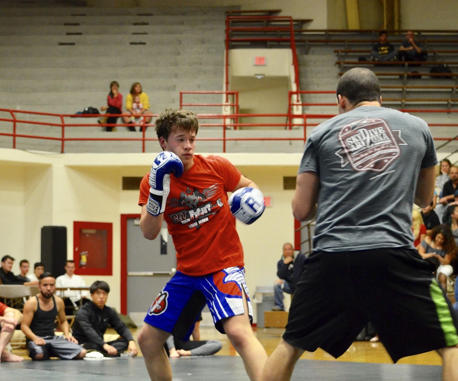 boxing footwork