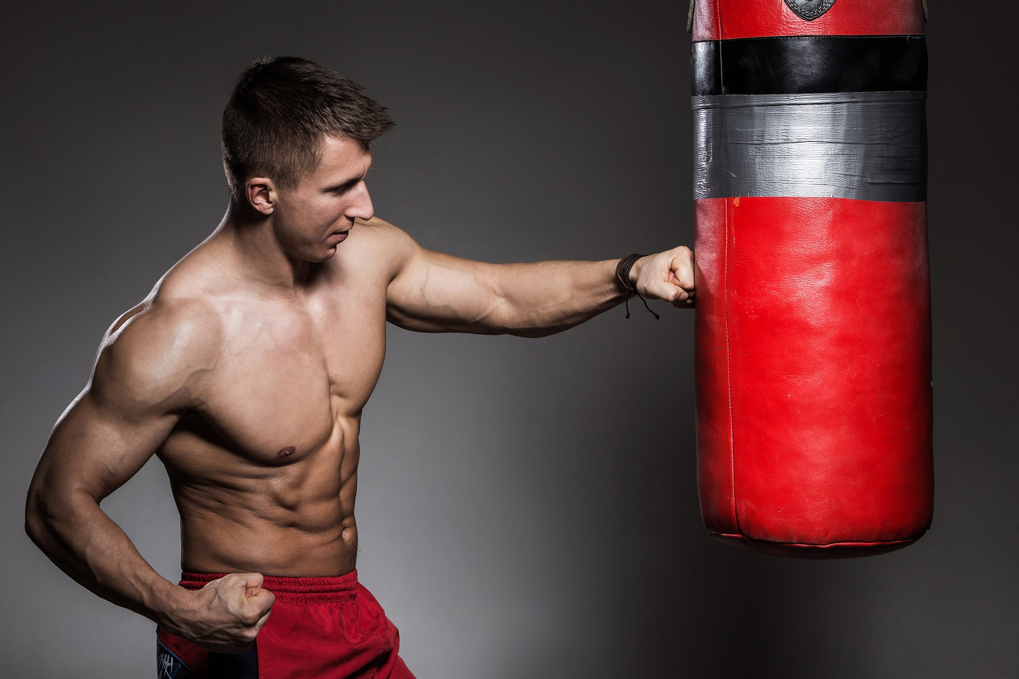boxing abdominal workout