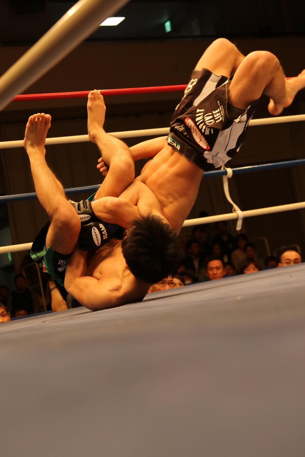 mix martial arts lessons