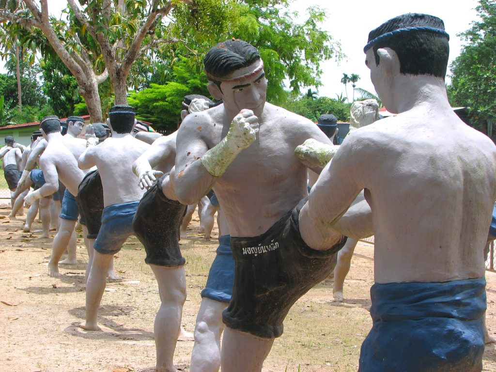 muay thai combos
